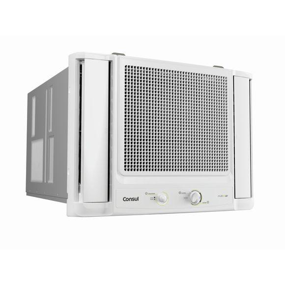 Ar condicionado janela 10000 BTUs/h Consul frio com filtro antipoeira