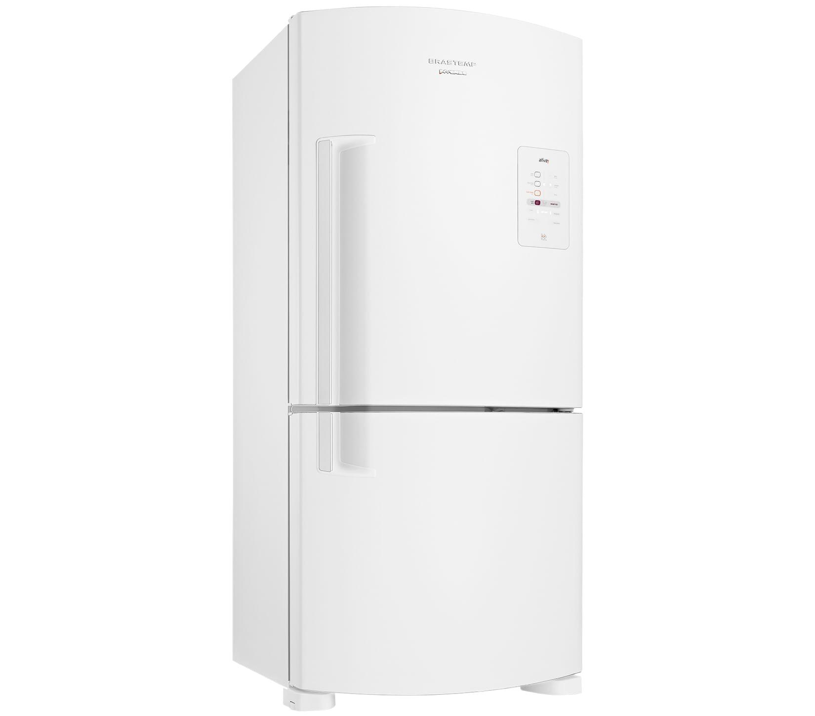 Refrigerador Brastemp Inverse Maxi BRE80AB 573 Litros Branco