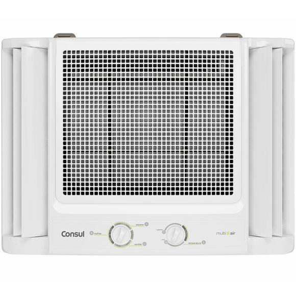 Ar condicionado janela 10000 BTUs/h Consul quente e frio com filtro antipoeira 220V