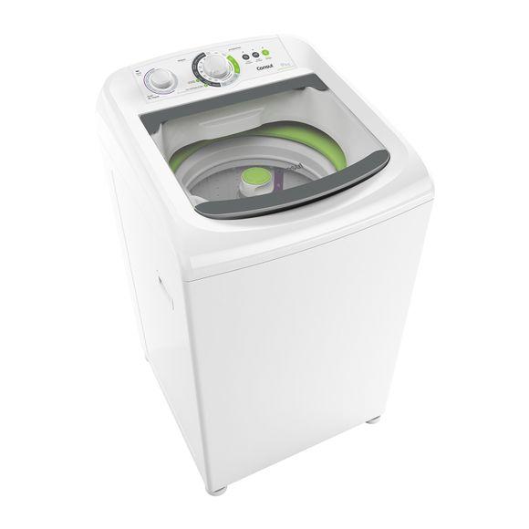 Lavagem completa A Lavadora Consul Facilite com capacidade para 9kg é perfeita para você que busca economia na hora de l...