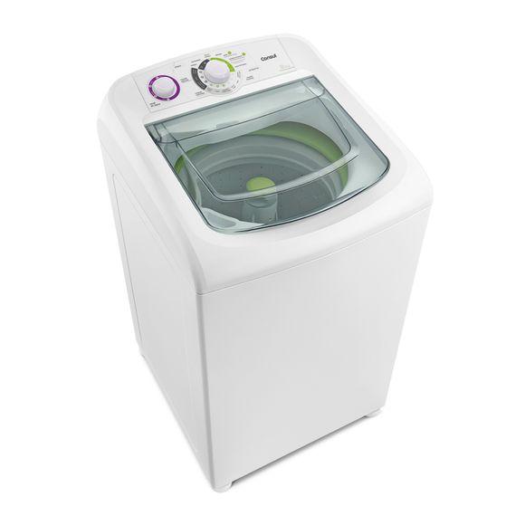 Lava e economizaA Lavadora de Roupas Consul com capacidade para 8kg é ideal para você que busca facilidade e eficiência...