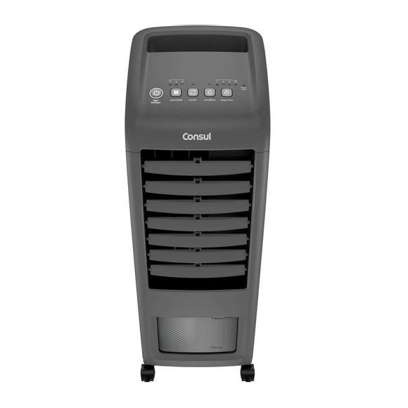 Climatizador Consul frio refresca e umidifica com aviso limpar filtro