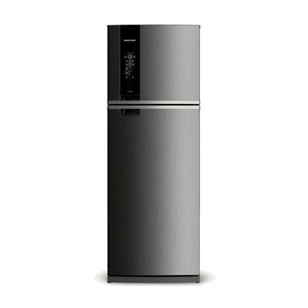 Geladeira Brastemp Frost Free Duplex 478 litros cor Inox