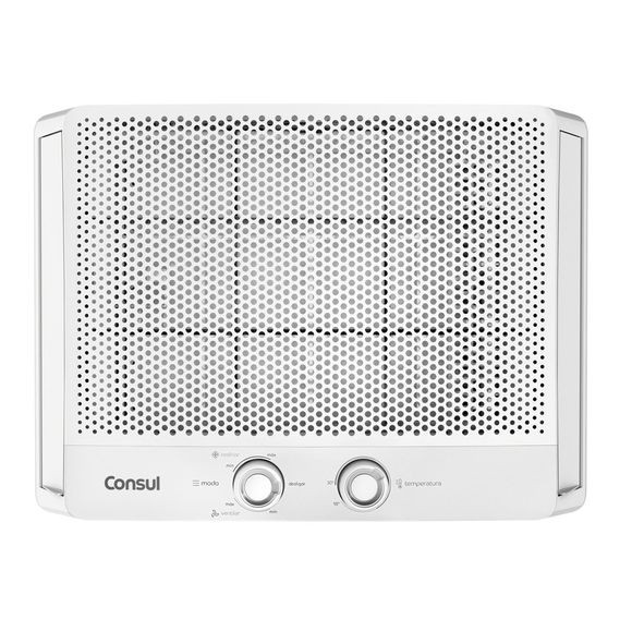 Ar condicionado janela 7500 BTUs Consul frio com design moderno - CCB07EB 220V