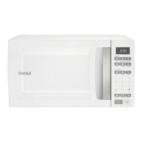 Microondas Consul 32 Litros Branco com Função Descongelar 220V