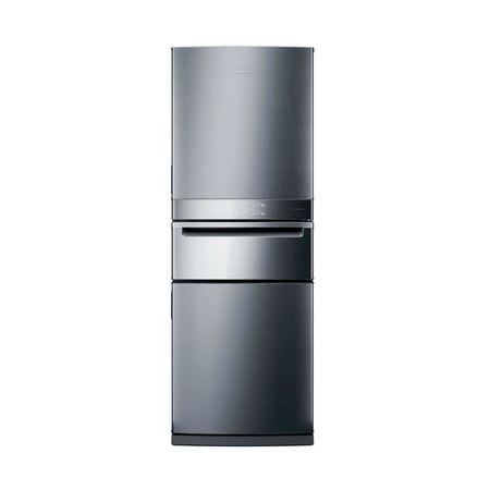 Geladeira Brastemp Inverse 3 Frost Free 419 litros cor Inox com Freeze Control...