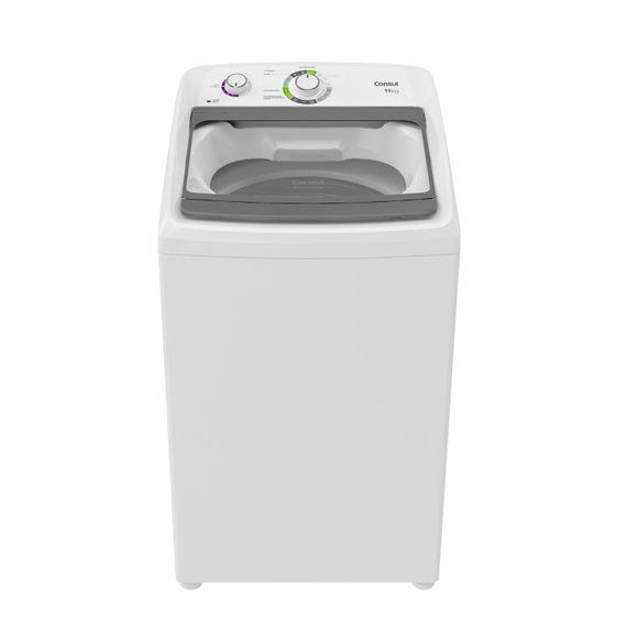 Máquina de Lavar Consul 11kg Dosagem Extra Econômica e Ciclo Edredom - CWH11AB 110V