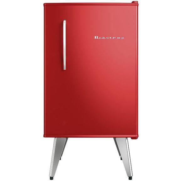 Oferta Frigobar Brastemp Retro 76 litros Vermelho - BRA08AV por R$ 1559